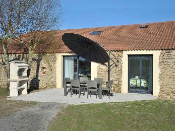 Vakantiehuis Frankrijk Soullans, Loire-streek