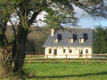 Vakantiehuis Frankrijk Tourville en Auge, Normandië