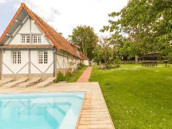 Vakantiehuis Frankrijk Cleville, Normandië