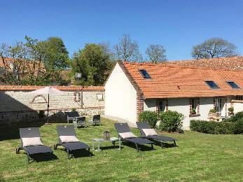 Vakantiehuis Frankrijk Neufchatel-Hardelot, Noord-Frankrijk