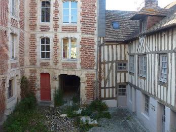 Vakantiehuis Frankrijk Honfleur, Normandië