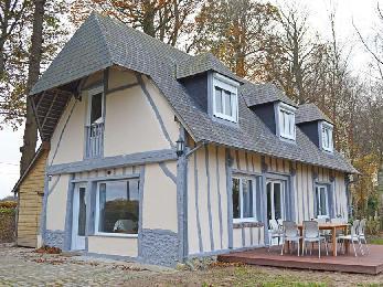 Vakantiehuis Frankrijk Villainville, Normandië
