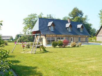 Vakantiehuis Frankrijk Greuville, Normandië