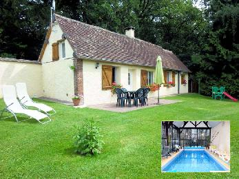 Vakantiehuis Frankrijk Marcilly-sur-Eure, Normandië