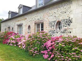 Vakantiehuis Frankrijk Saint-Samson-de-la-Roque, Normandië
