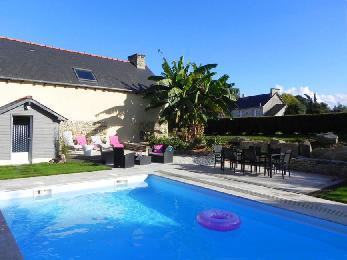 Vakantiehuis Frankrijk Plouasne, Bretagne