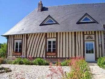 Vakantiehuis Frankrijk Auquemesnil, Normandië
