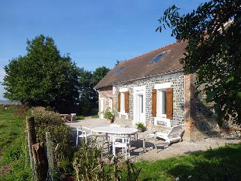 Vakantiehuis Frankrijk Gonneville la Mallet, Normandië