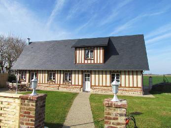 Vakantiehuis Frankrijk Blosseville, Normandië