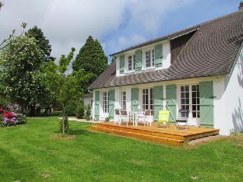 Vakantiehuis Frankrijk Cuverville sur Yères, Normandië