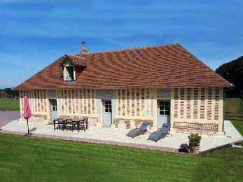 Vakantiehuis Frankrijk Saint-Germain-de-Livet, Normandië