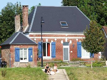 Vakantiehuis Frankrijk Saint-Valery-sur-Somme, Noord-Frankrijk
