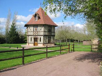 Vakantiehuis Frankrijk Moyaux, Normandië