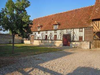 Vakantiehuis Frankrijk Bieville Quetieville, Normandië