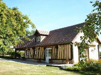Vakantiehuis Frankrijk Auquainville, Normandië