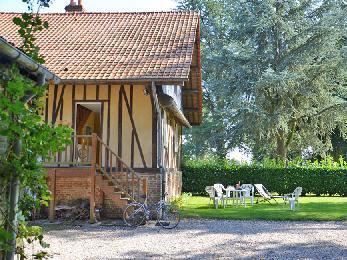 Vakantiehuis Frankrijk Quesnoy-le-Montant, Noord-Frankrijk