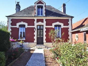Vakantiehuis Frankrijk Saint-Blimont, Noord-Frankrijk