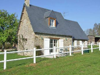 Vakantiehuis Frankrijk Malherbe-sur-Ajon (was Banneville-sur-Ajon), Normandië