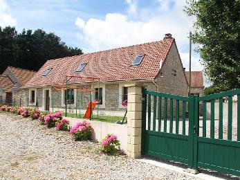 Vakantiehuis Frankrijk Rety, Noord-Frankrijk
