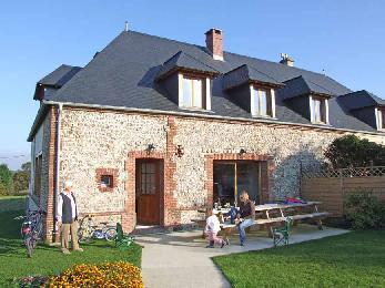 Vakantiehuis Frankrijk Yport, Normandië