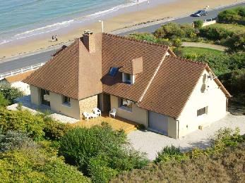 Vakantiehuis Frankrijk Vierville-sur-Mer, Normandië
