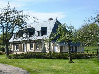 Vakantiehuis Frankrijk Le Mesnil Durand, Normandië