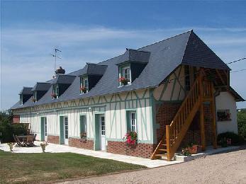 Vakantiehuis Frankrijk Gisay La Coudre, Normandië