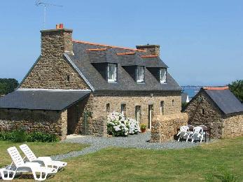 Vakantiehuis Frankrijk Lanmodez, Bretagne