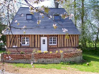 Vakantiehuis Frankrijk Vassonville, Normandië