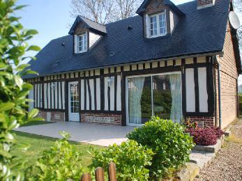 Vakantiehuis Frankrijk Canouville, Normandië