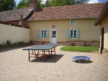 Vakantiehuis Frankrijk Mons-Boubert, Noord-Frankrijk