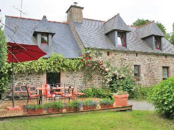 Vakantiehuis Frankrijk Pleudaniel, Bretagne