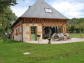 Vakantiehuis Frankrijk Auberville la Campagne, Normandië