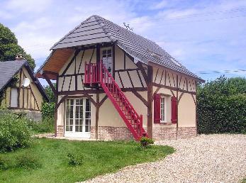 Vakantiehuis Frankrijk Vandrimare, Normandië