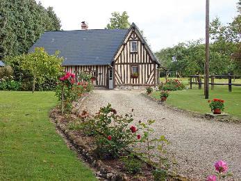 Vakantiehuis Frankrijk La Lande St. Leger, Normandië