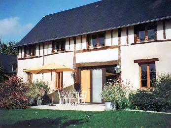 Vakantiehuis Frankrijk Beauficel-en-Lyons, Normandië