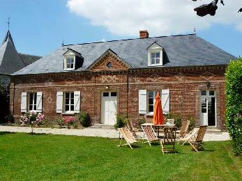 Vakantiehuis Frankrijk Heudicourt, Normandië