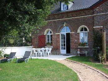 Vakantiehuis Frankrijk Boulleville, Normandië