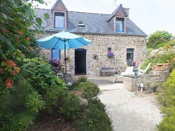 Vakantiehuis Frankrijk Tregrom, Bretagne