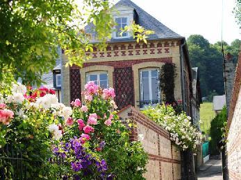 Vakantiehuis Frankrijk Villequier, Normandië