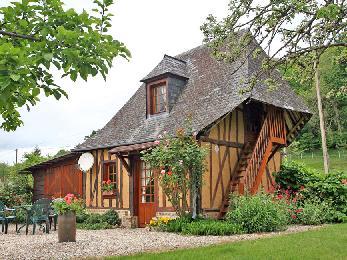 Vakantiehuis Frankrijk  Le Bec Hellouin, Normandië