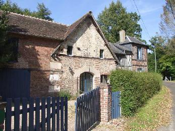 Vakantiehuis Frankrijk Authou (bij Brionne), Normandië