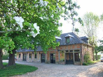Vakantiehuis Frankrijk Fleury-la-Forêt, Normandië