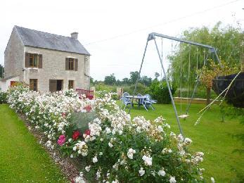 Vakantiehuis Frankrijk Loucelles, Normandië