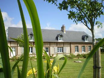 Vakantiehuis Frankrijk Angiens, Normandië