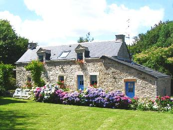 Vakantiehuis Frankrijk Limerzel, Bretagne