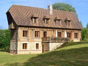 Vakantiehuis Frankrijk St. Georges-du-Vièvre, Normandië