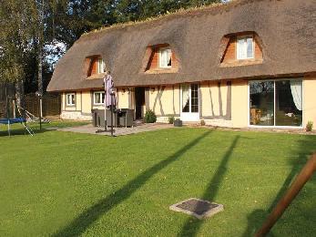 Vakantiehuis Frankrijk Saint-Eloi-de-Fourques, Normandië