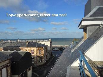 Vakantiehuis Frankrijk Fécamp, Normandië