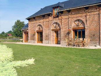 Vakantiehuis Frankrijk Gonneville sur Scie, Normandië